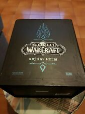 Arthas Helm Sideshow World Of Warcraft Edtion Limited 002
