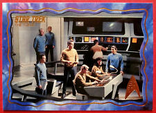 """STAR TREK TOS 50th Anniversary - """"THE CAGE"""" - GOLD FOIL Chase Card #6"""