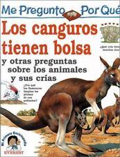 Los Canguros Tienen Bolsa: Y Otras Preguntas Sobre los Animales y Sus-ExLibrary
