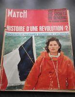 Rivista Parigi Match N° 1000 Il 6 Juillet 1968 Histoire di Una Revolution