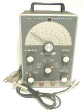 Heathkit Rf Signal Generator Amp Probe Model Ig 102 Tested Amp Working Great
