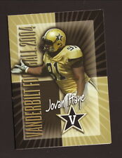Jovan Haye--2004 Vanderbilt Commodores Football Schedule--First Tennessee