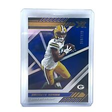 Davante Adams Green Bay Packers 2020 Panini Xr Football Card 189/199 in Sleeve