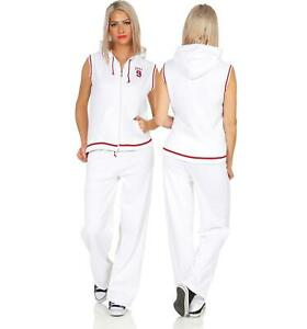 Women's Tracksuit With Hood Sweat Trousers Jogging Suit Leisure Suit Joggers