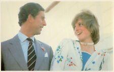 ❤alte POSTKARTE_Gibraltar_Prinzessin_Princess_Lady_DIANA_Prince_CHARLES_Postcard
