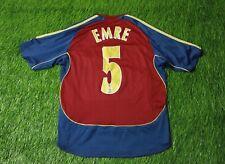 NEWCASTLE UNITED # 5 EMRE 2006/2007 FOOTBALL SHIRT JERSEY AWAY ORIGINAL YOUNG L