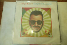 """RINGO STARR(BEATLES)""""WEIGHT OF THE WORLD-disco 45 giri PRIVATE Ger.1992"""""""
