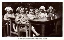 Hawkhurst. Happy Childhood in Dr Barnardo's Homes.