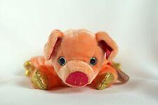 Ty Beanie Baby Zodiac PIG  w/ Tag ERRORS Plush Toy RARE PE NEW RETIRED