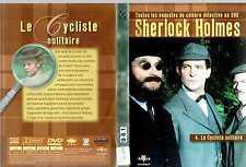 DVD Sherlock Holmes Le cycliste solitaire