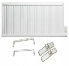 1000W Oil Filled Electric Radiator, Heater Wall Mounted or Portable.1140 x 600mm