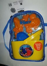 7e711234de6 Disney Pixar Finding Dory Sun   Sand Clear Backpack Rack Shovel Pail Sifter  ...