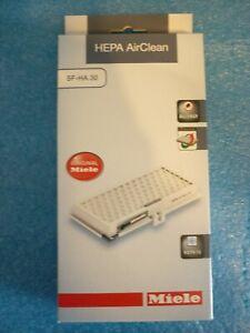 Genuine new Miele HEPA Airclean Filter SF-HA30- S7000 vacuum cleaners- 9616270
