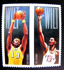 4950 BASKETBALL - CHAMBERLAIN FOREVER SELF-ADHESIVE 1978 (SEE NOTE)