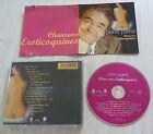 CD (NO BOX SANS BOITE) ALBUM CHANSONS EROTICOQUINES PIERRE PERRET 17 TITRES 1995