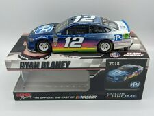2018 Ryan Blaney #12 PPG Fusion Color Chrome 1:24