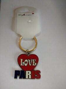 Love Paris Brand New Keyring