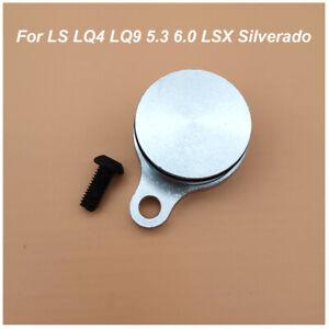 EGR Pipe Plug Intake Block Baffle For LS Truck LQ4 LQ9 5.3 6.0 LSX Silverado