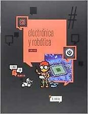 (15).TECNOLOGIA 6.ELECTRONICA Y ROBOTICA.(SOMOSLINK). ENVÍO URGENTE (ESPAÑA)