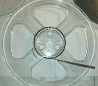 "One 7"" Empty Reel to Reel tape recorder take up reel Fast Shipping"
