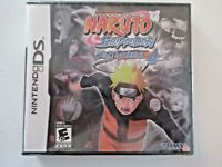 Naruto Shippuden: Ninja Council 4 (Nintendo DS, 2009) NEW Sealed