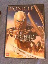 Bionicle: The Legend Reborn (2009 DVD) Jim Cummings, Michael Dorn, Dee Baker