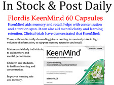 FLORDIS KEENMIND Keen Mind 60 capsules * Improves learning rate and memory
