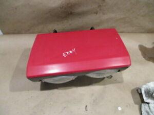 Ferrari Mondial - LH  Headlight Bucket / Housing Red