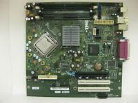 Dell OptiPlex 755 MT Motherboard GM819 With  Intel Core 2 Duo E8400 or E8200 CPU