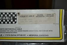 "NOS Terrycable Yamaha Throttle ""Whirlpull"" Cable #3358 86'-87' YMF350 Warrior"