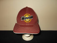 University of Minnesota Gophers Tennis Baseline Club Center flexfit hat sku14