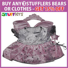 Pink Fairy Clothing Outfit by Stufflers – Will fit on a Build a bear
