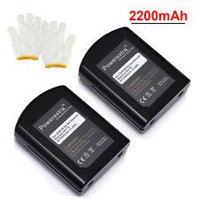 2 Pack For Eureka 60776 39150 Battery 6V 96 Series Vacuum 96H 96A 96B 96D 96JZ