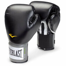 Everlast Pro Style Training Gloves, Black 16 oz.