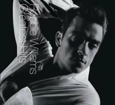 ROBBIE WILLIAMS - Greatest Hits   CD