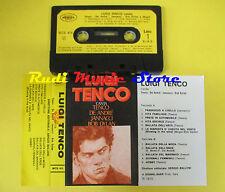 MC LUIGI TENCO canta DE ANDRE JANNACCI BOB DYLAN 1973 italy no cd lp dvd vhs