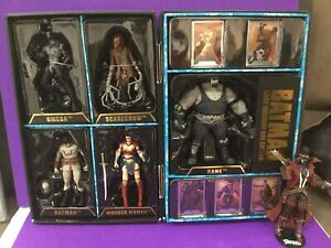 Batman Last Knight on Earth DC Multiverse Exclusive 5-Pack McFarlane In Hand