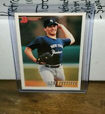1993 Bowman Andy Pettitte Rookie Card