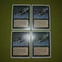 Frozen Shade x4 Revised Edition 4x Playset Magic the Gathering MTG