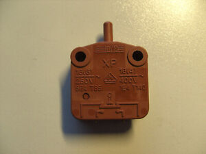 Gaggenau Backofentürschalter Teile Nr. 00157185.  EB600.../ EB800... Original