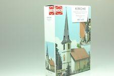 Busch H0 1430 Kirche Elend NEU und OVP