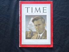 1940 SEPTEMBER 23 TIME MAGAZINE - HENRY WALLACE OF IOWA - T 731