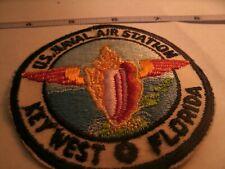 U.S. NAVAL AIR STATION KEY WEST FLORIDA PATCH