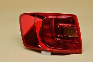 Rear outer tail light VW Jetta 2010-2013 Left Side, Passenger Side, Near Side
