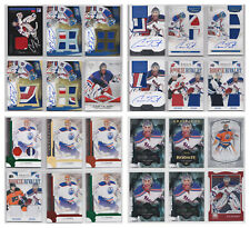 Cam Talbot Game Used Patch Jersey Inserts Numbered Rookie RC- Choose From List