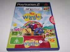 Singstar The Wiggles PS2 PAL Preloved *Complete*