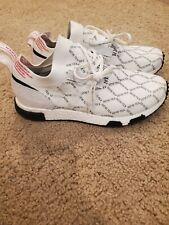 Adidas NMD Racer Gortex Primeknit Men's Size 9.5 White Black BD7725