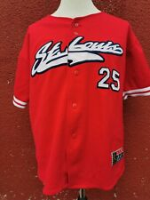 More details for players choice mark mcgwire st. louis cardinals mlb jersey players choice l