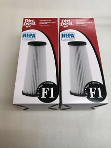HEPA Genuine Filter Replacement Part  for Dirt Devil F1 Vacuums