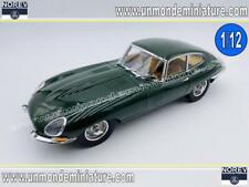 Jaguar E-Type Coupé 1962 Green NOREV - NO 122710 - Echelle 1/12